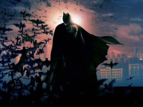 Batman non è un caso. I pipistrelli sono eroi!