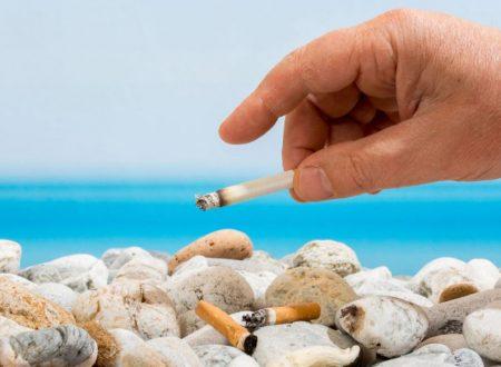 """Vietato Fumare in spiaggia. """"E' più inquinante di quello provocato dal traffico cittadino!"""""""