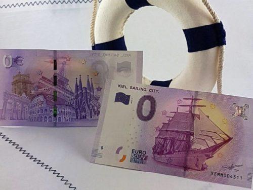 """Arriva la banconota da 0 Euro. L'annuncio della BCE: """"Sarà a tiratura limitata"""""""