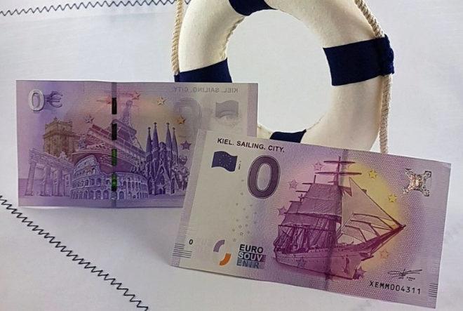 banconota da 0 euro