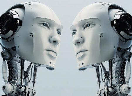 Due robot iniziano a parlare fra loro in una lingua sconosciuta: sospeso l'esperimento di Facebook